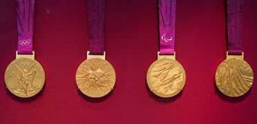 Japan for Sustainability medals recycled materials story